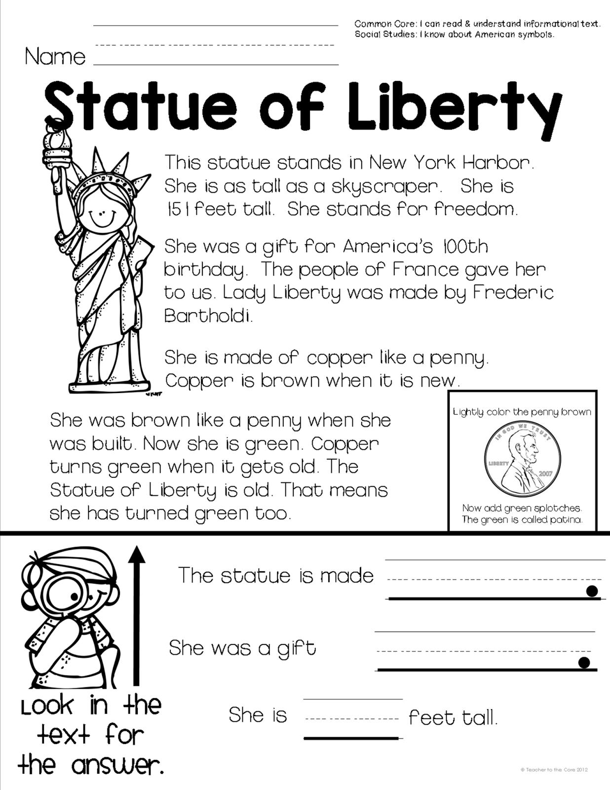 American Symbols   Teacher to the Core [ 1600 x 1236 Pixel ]