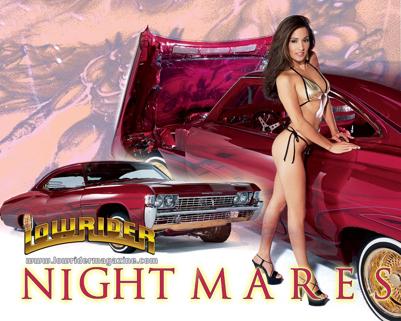 freeland news Hot Lowrider Girls