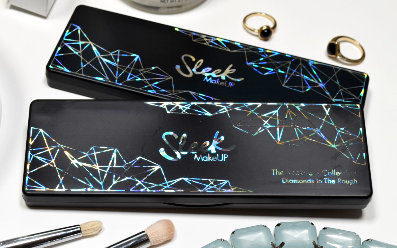 Sleek MakeUP Rockstars Collection Review i-Lust Eyeshadow Palettes