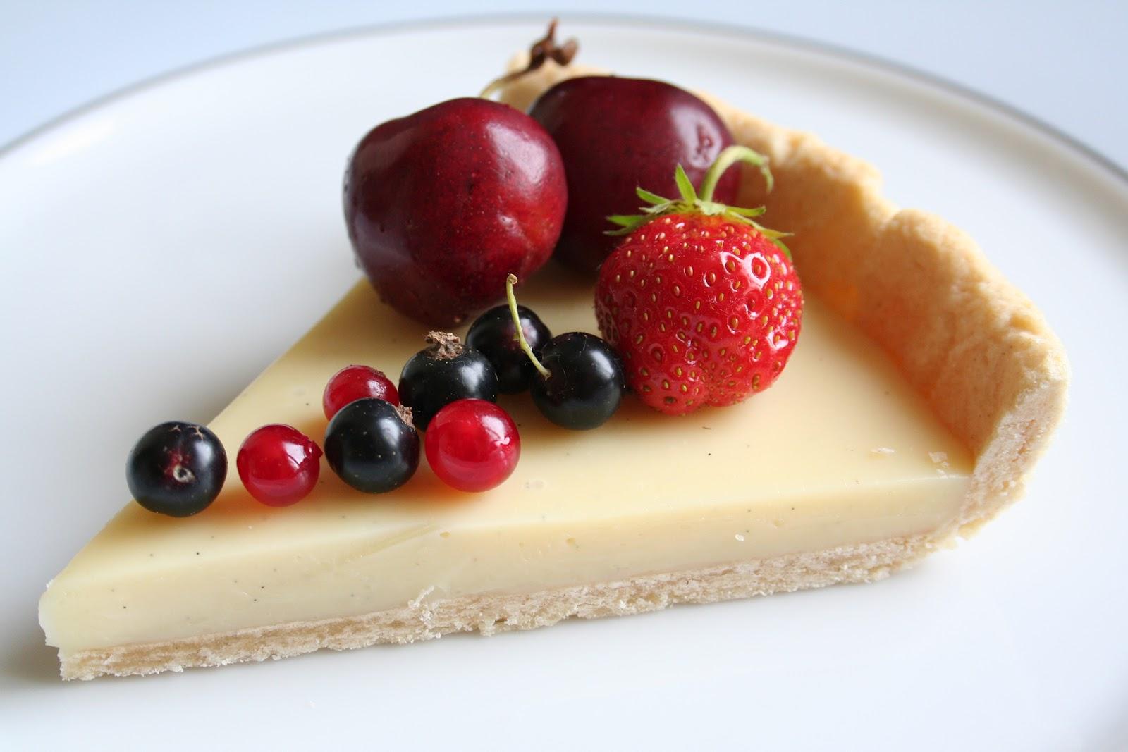 tarte au chocolat blanc vanille fais p ter la recette. Black Bedroom Furniture Sets. Home Design Ideas