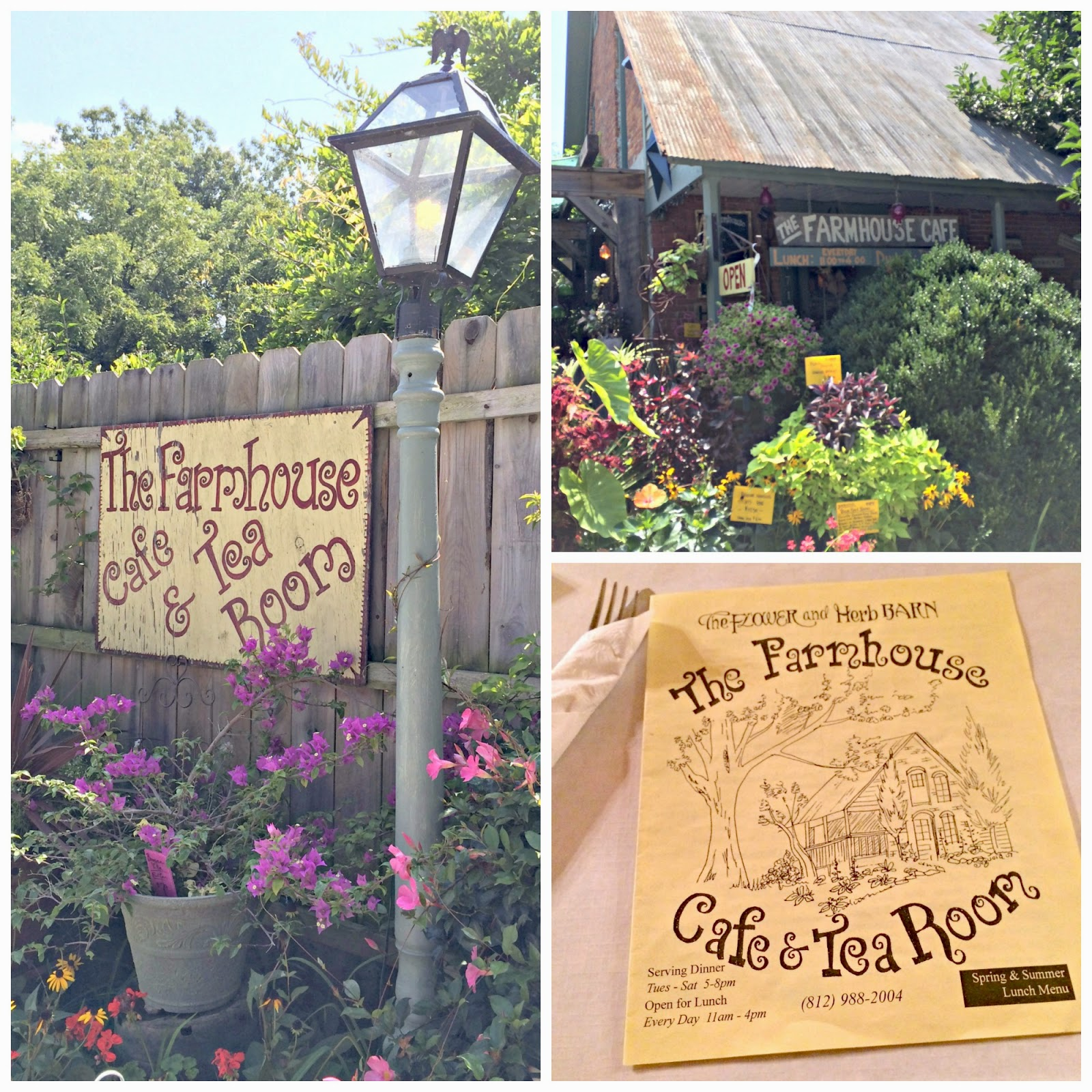 Patty Antle 39 S Prettys Indiana Antique Guide Farmhouse Cafe Tea Room
