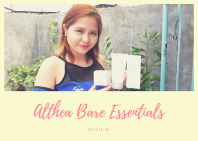 althea bare essentials review