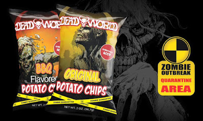 DeadWorld - potato chips