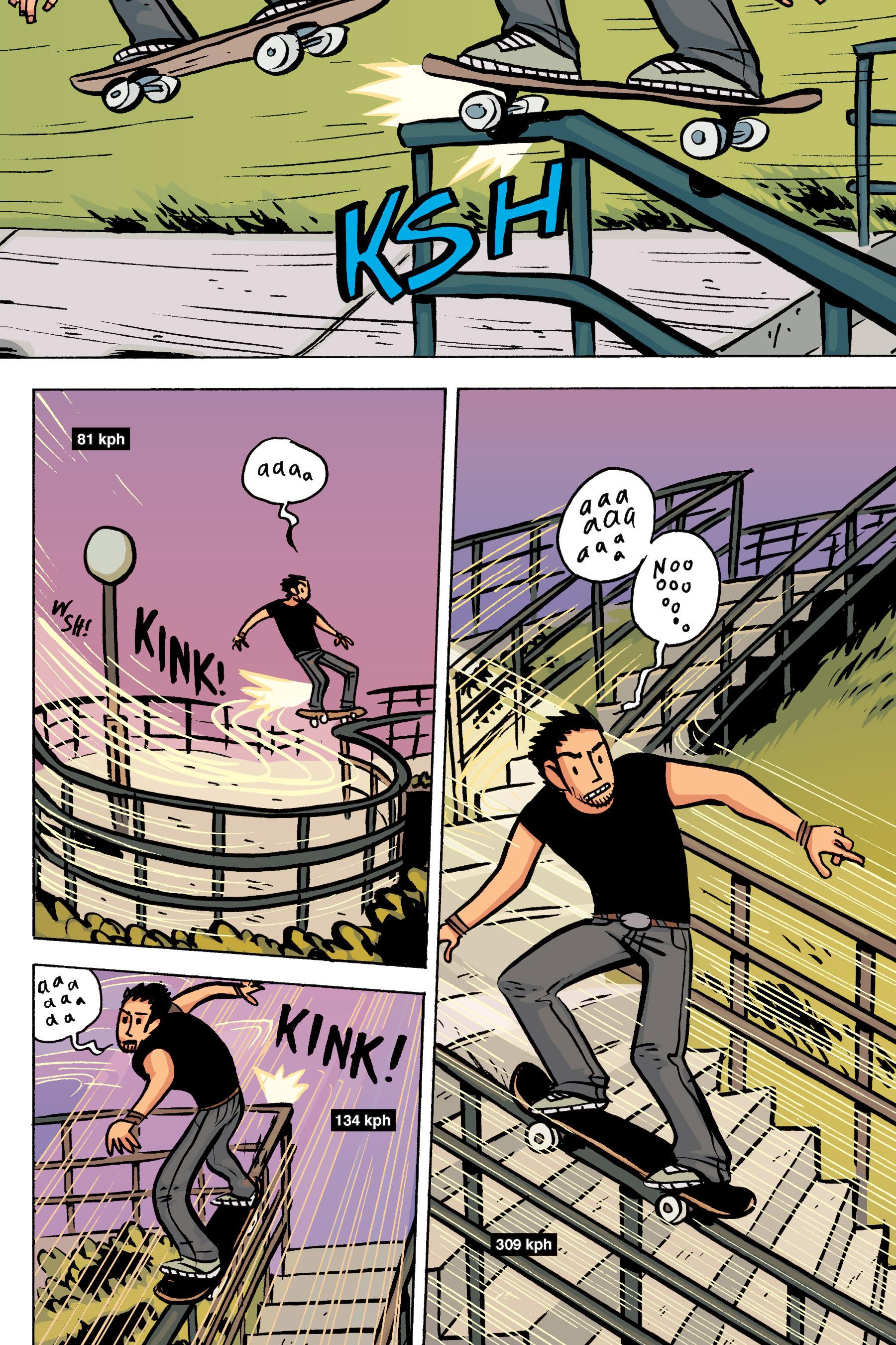 Read online Scott Pilgrim comic -  Issue #2 - 119