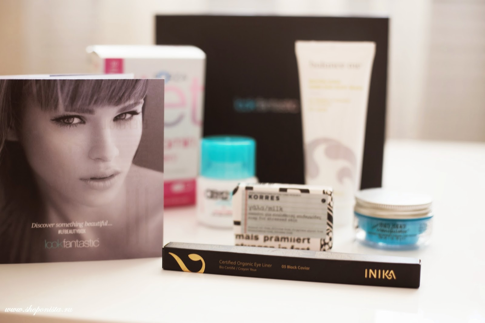 Lookfantastic Beauty Box April 2015