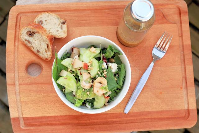 Gesunde und Kalorienarme Rezepte für frische Salate