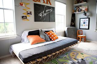 dormitorio juvenil original