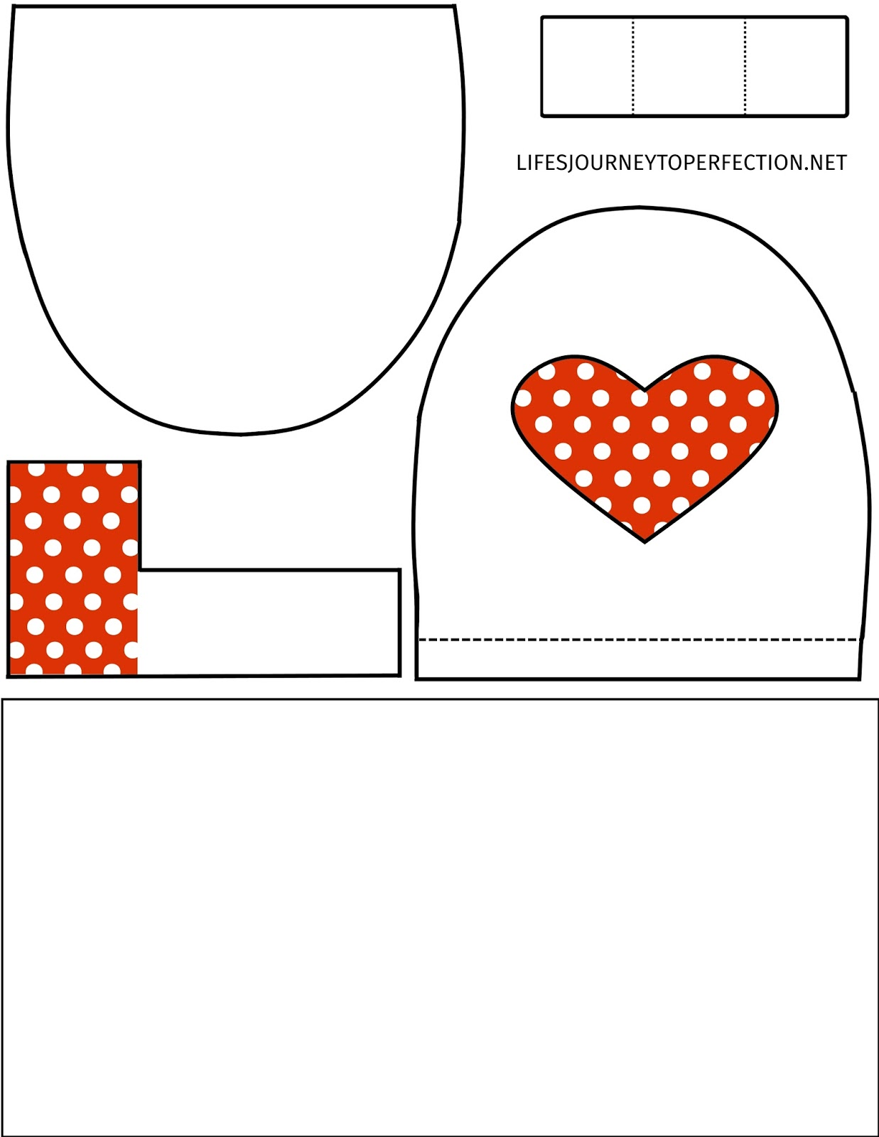 Free Printable Valentine Craft Ideas