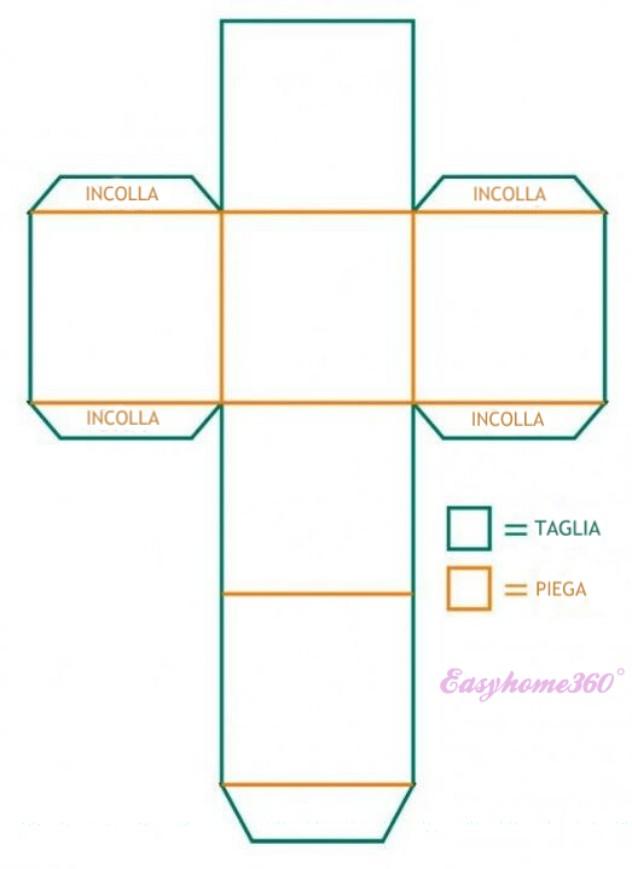 Eccezionale Come Costruire Una Scatola Di Cartone BX05 » Regardsdefemmes WU82