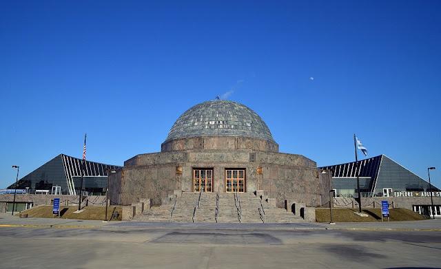 História do Adler Planetarium