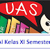 Bocoran Contoh Soal dan Kunci Jawaban Pendidikan Agama Islam (PAI) Kelas 11 (XI) Semester 1 Terbaru
