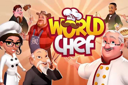 World Chef MOD APK 1.36.3 Unlimited Gems For Android