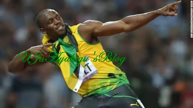 Bolt ready to race, and really ready to retire