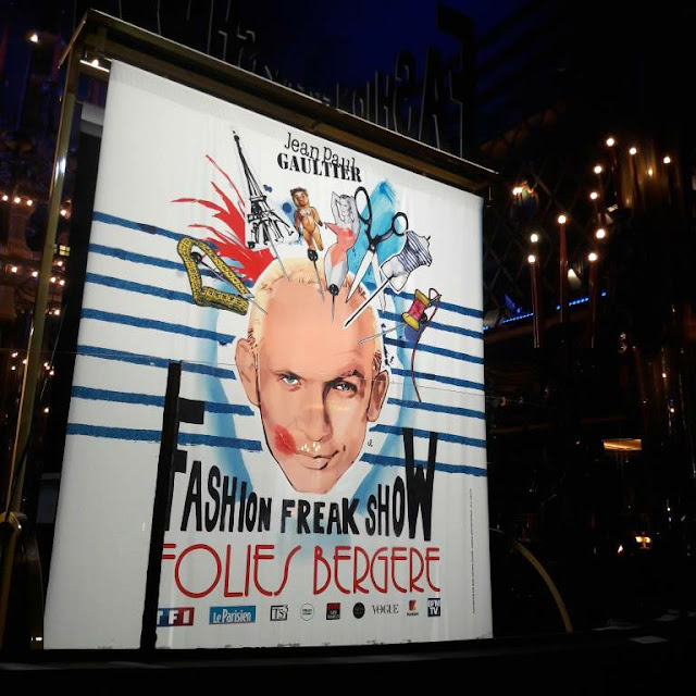 Fashion freak show jean paul gaultier folies bergère paris spectacle music hall mode