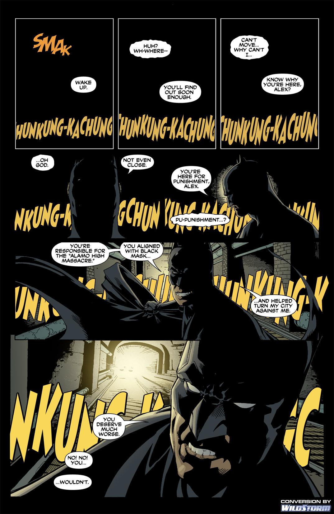 Detective Comics (1937) 809 Page 1
