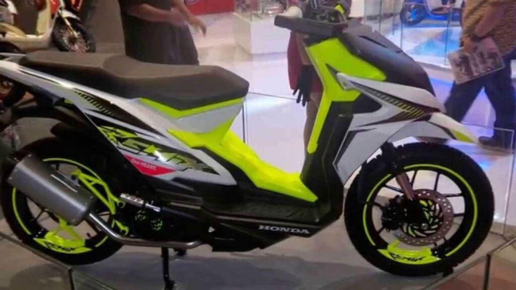 Tampilan Honda BeAT Street eSP Terbaru