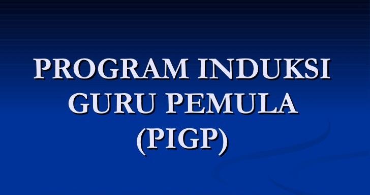 Download Contoh Laporan Program Induksi Guru Pemula Pigp Sdn 2 3 Ribang