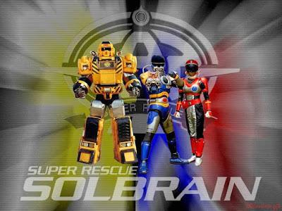 Super Equipe de Resgate Solbrain