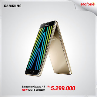 Harga Samsung Galaxy A5 2016 Edition