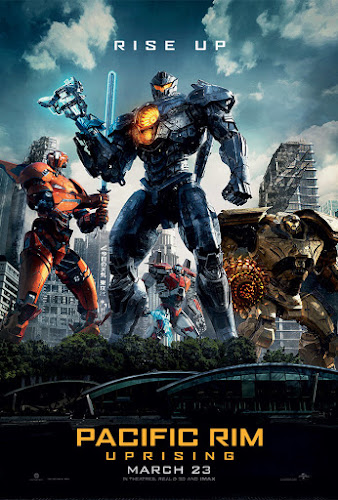Pacific Rim Uprising (BRRip 720p Dual Latino / Ingles) (2018)