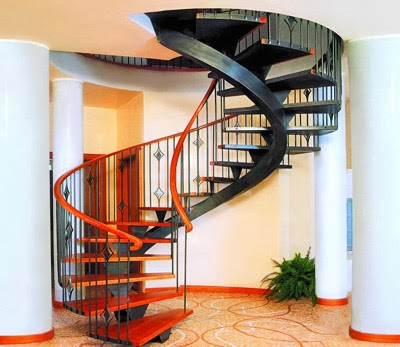 Stairs In A Country House Designs Materials Shape Ideas | Simple Designs Of Stairs Inside House | Cheap | Fancy House | Ultra Modern | Space | Hidden