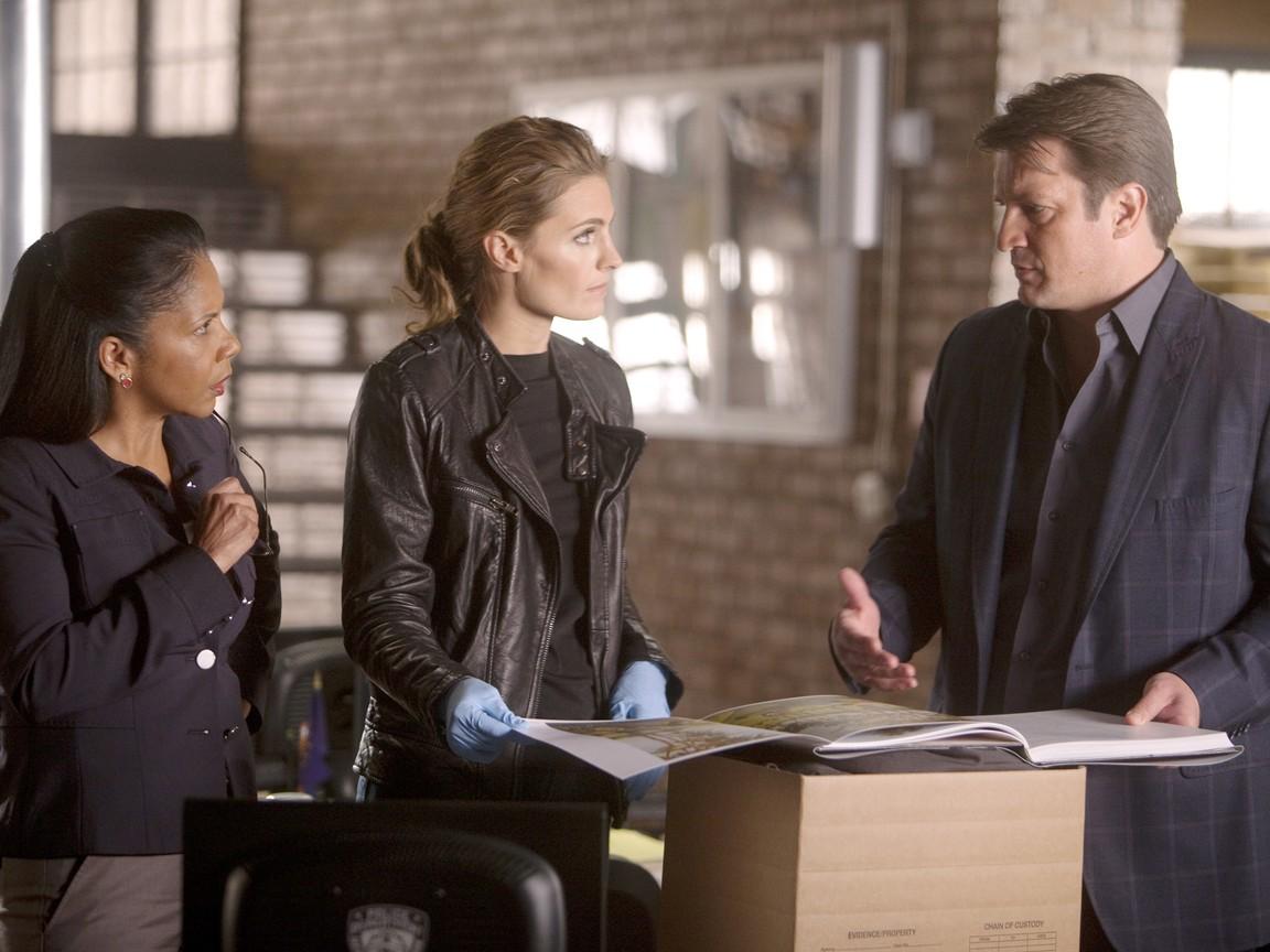 Castle - Season 4 Episode 09: Kill Shot