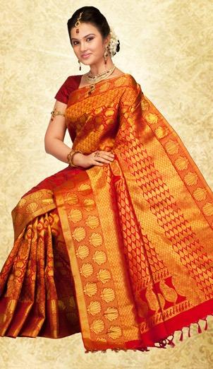Latest Sarees And Blues Designs Bridal Sarees In Tamilnadu