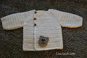 free baby crochet patterns easy crochet cardigan pattern for baby-baby crochet patterns-free crochet patterns-crochet cardigan