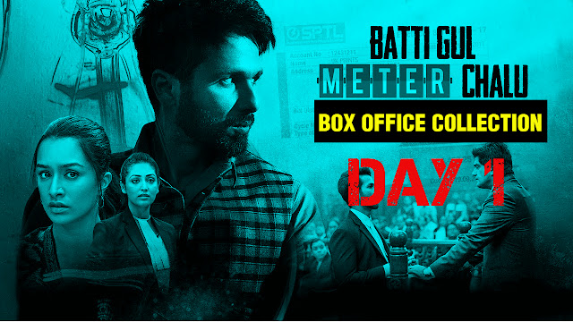 Batti Gul Meter Chalu Box Office Collection Day 1