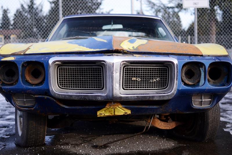Pontiac Thunderbird