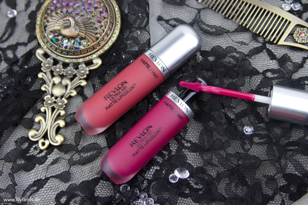 Revlon - Ultra HD Matte Lipcolor
