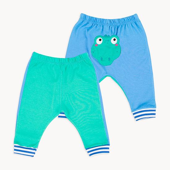 Pantalones bebes primavera verano 2018.
