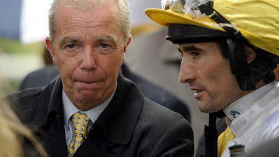 Karl Burke Horse Trainer