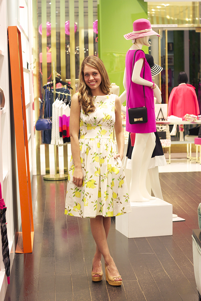 9a942ab863f29 Fashion: Kate Spade, Lemon's and Cute Dresses - Michaela Noelle Designs