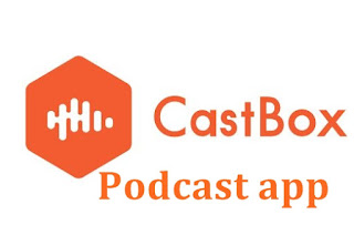 Castbox podcast app