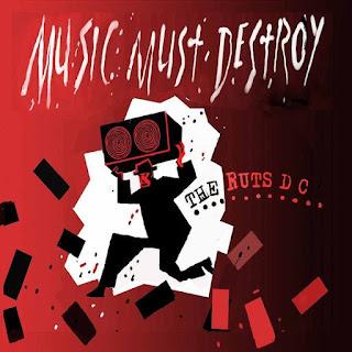 """Το βίντεο των Ruts DC για το τραγούδι """"Kill The Pain"""" από το album """"Music Must Destroy"""""""