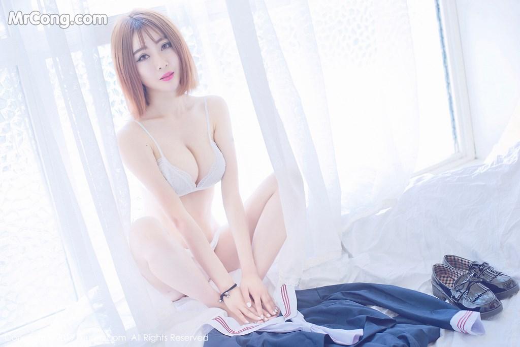 Image XIUREN-No.1451-Ling-Ping-Er-MrCong.com-003 in post XIUREN No.1451: Ling Ping Er (凌萍儿) (45 ảnh)
