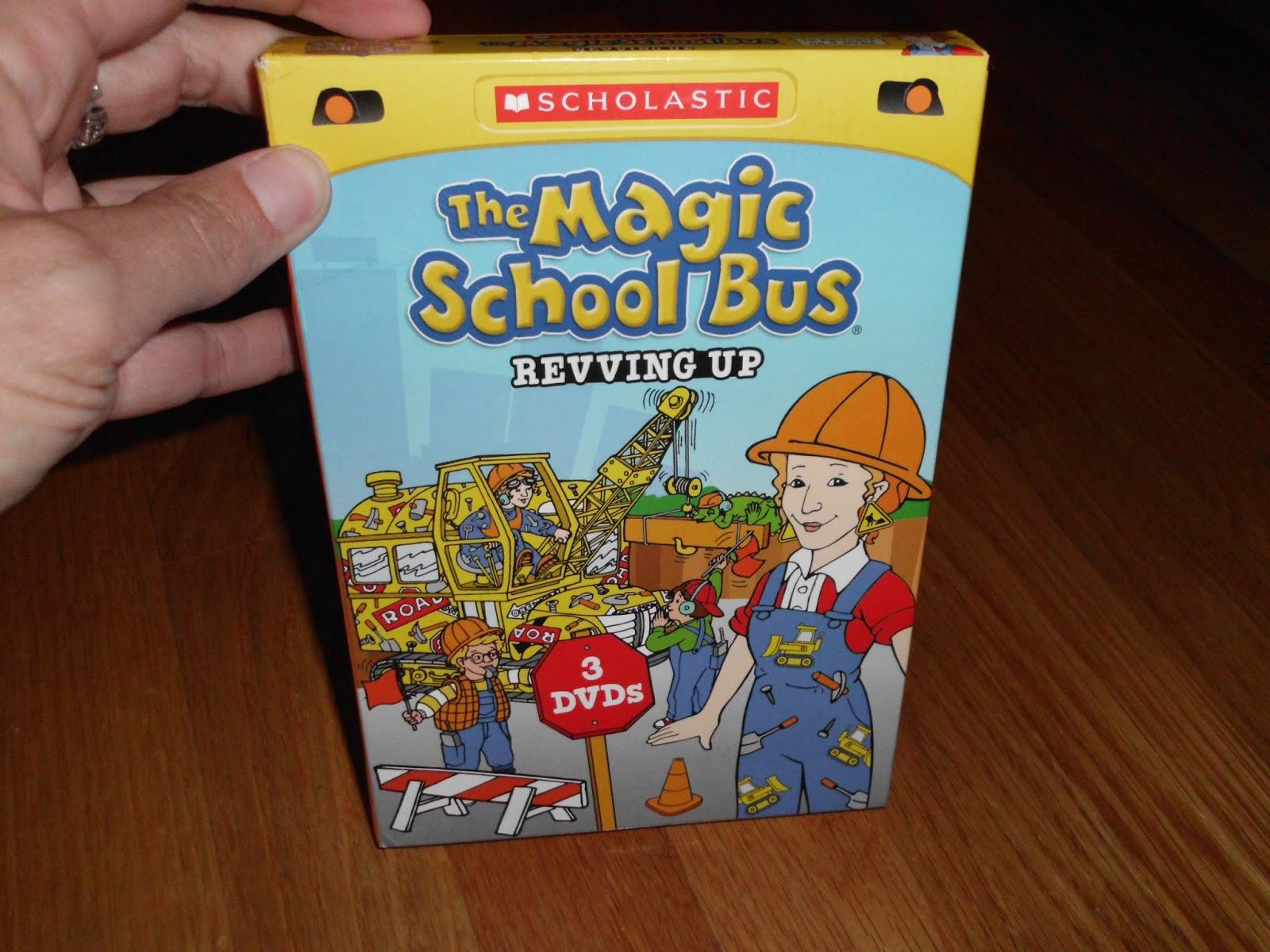 Magic School Bus Energy Worksheet