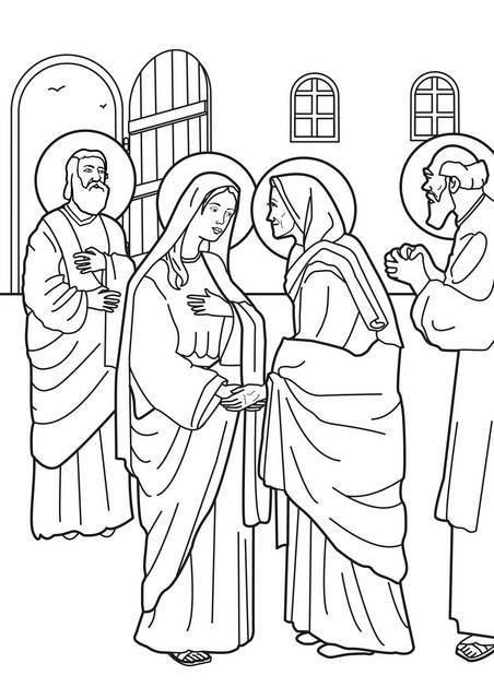 Cloë & Tallulah: The Church Dogs: St. John the Baptist