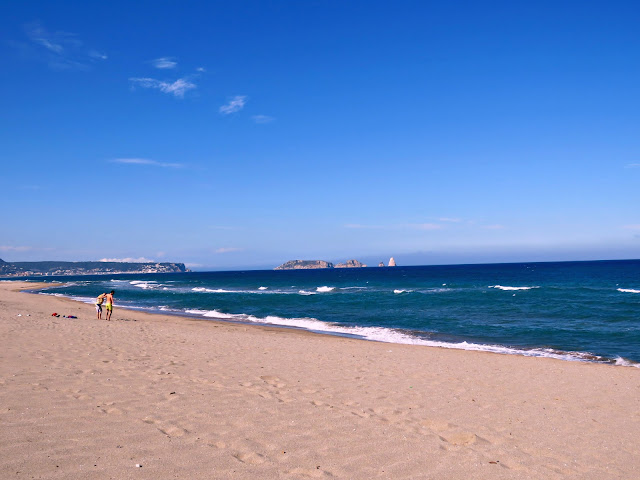 Pals Beach, Costa Brava