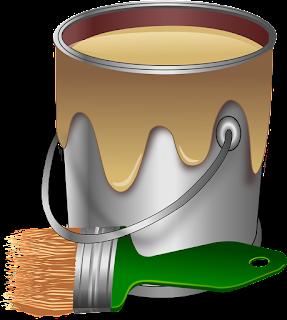 https://pixabay.com/en/paint-color-brush-painter-bucket-117599/