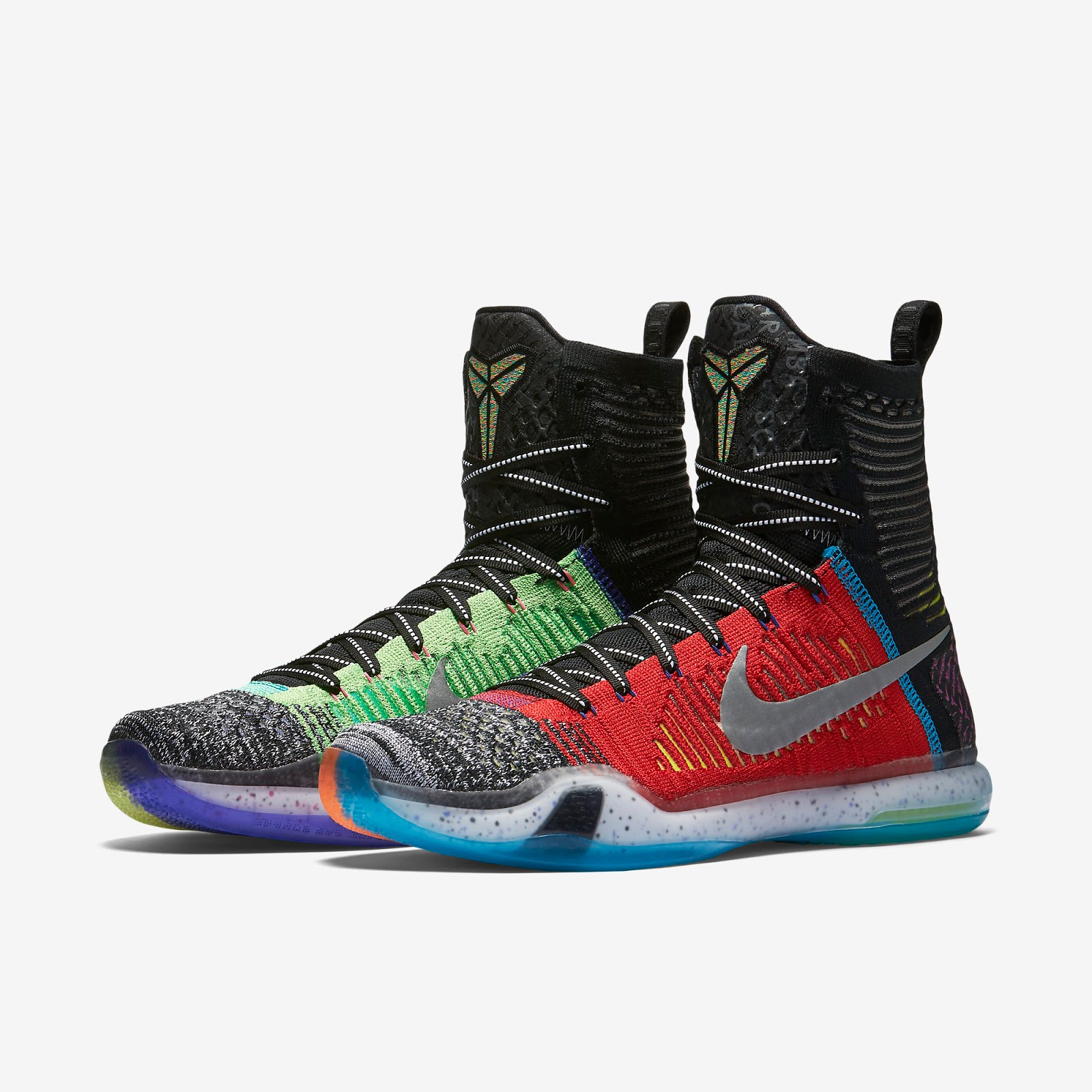 best website 8765f 8b398 Nike Kobe X Elite High SE