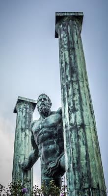 Estatua de Hércules en Ceuta