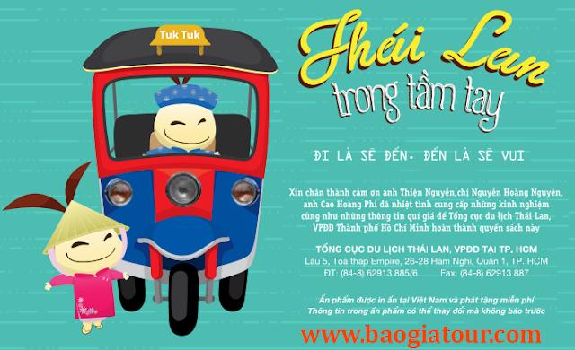 Du Lịch Thái Lan Trong Tầm Tay - Phần 1 - Tổng Cục Du Lịch Thái Lan