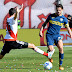 Boca derrotó a River por 1 a 0 en un discreto amistoso en San Juan