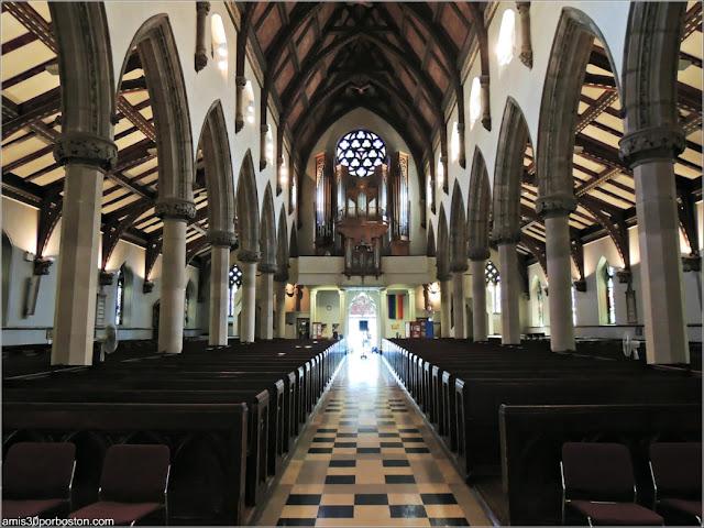 Catedral de Christ Church: Nave Principal