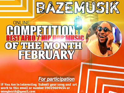 Winner Of Bazemusik Competition 1st Editions