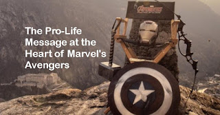 The Pro-Life Message at the Heart of Marvel's Avengers