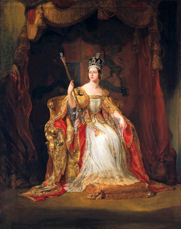Marie Poutine's Jewels & Royals: Queen Empress Victoria