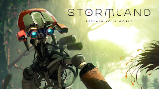 Stormland PS3 Wallpaper